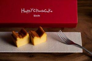 笑顔こぼれるHappy Cheesecake♪齊城庸平 構想2年の幻のチーズケーキ誕生秘話のサムネイル画像